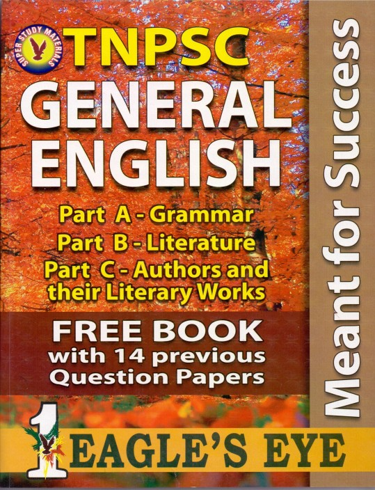 Tnpsc General English Books Pdf