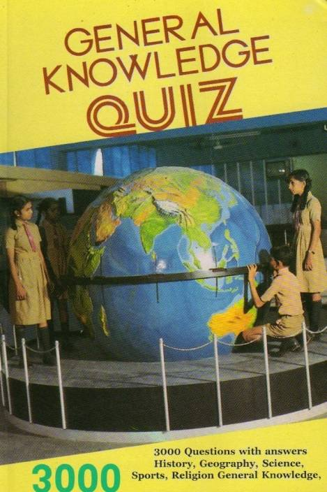 Gk Quiz-3000 Questions With Answers: Buy Gk Quiz-3000 Questions With