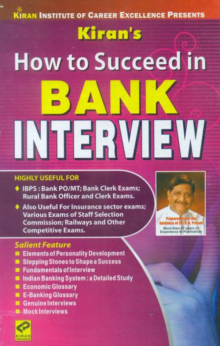How To Succeed In Bank Interview