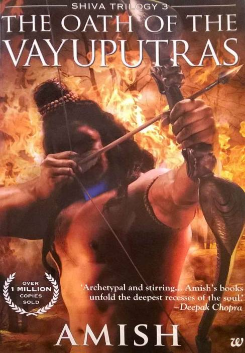 The-Oath-Of-The-Vayuputras-(Shiva-Trilogy-3-English-Amish)