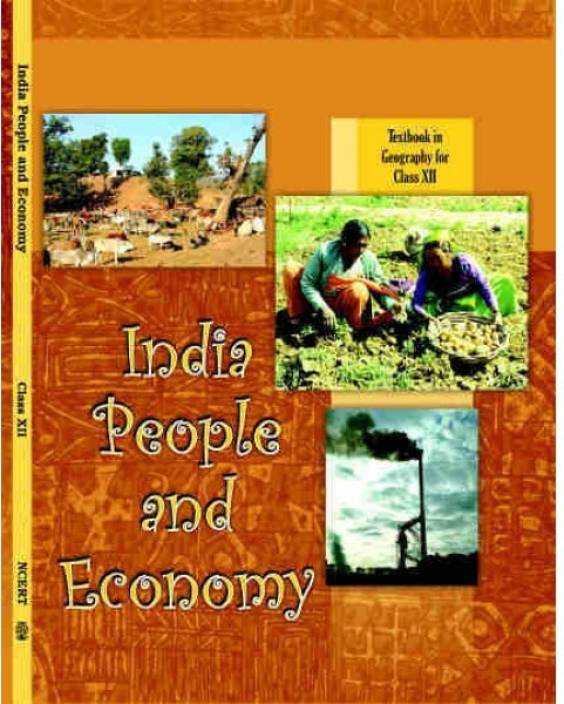12th Indian People Economy Geography