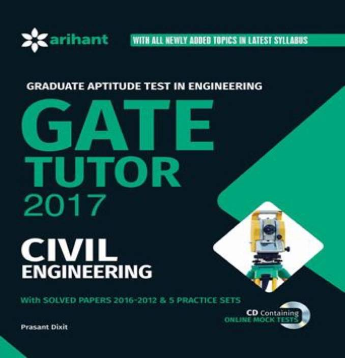 GATE Tutor 2017 - CIVIL ENGINEERING