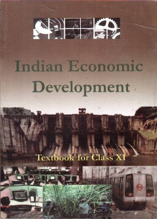 Indian Economic Development Textbook For Class Xi