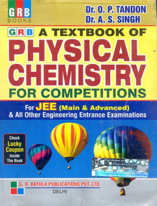 A New Pattern Textbook of Physical Chemistry for Competitions 14th Edition
