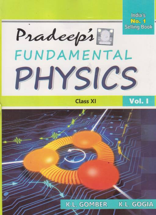 Pradeep's A Text Book Of Physics With Value Based Questions Class-XI (Set Of 2 Vols)