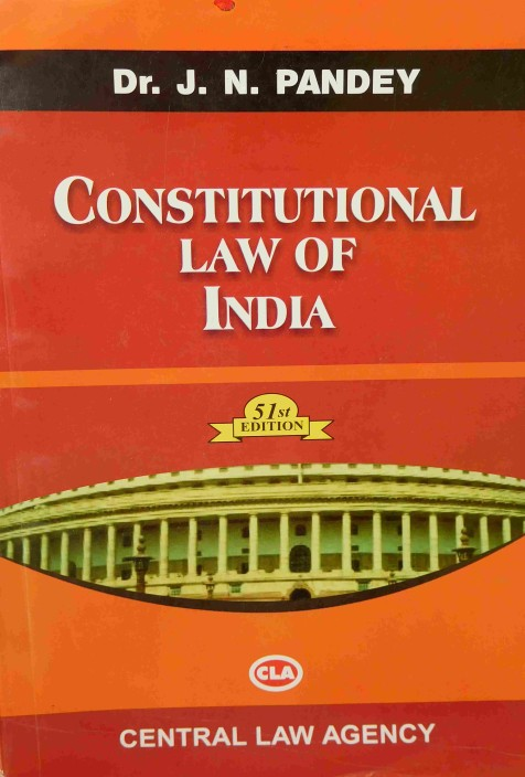 CONSTITUTION OF INDIA BOOK BY J N PANDEY PDF