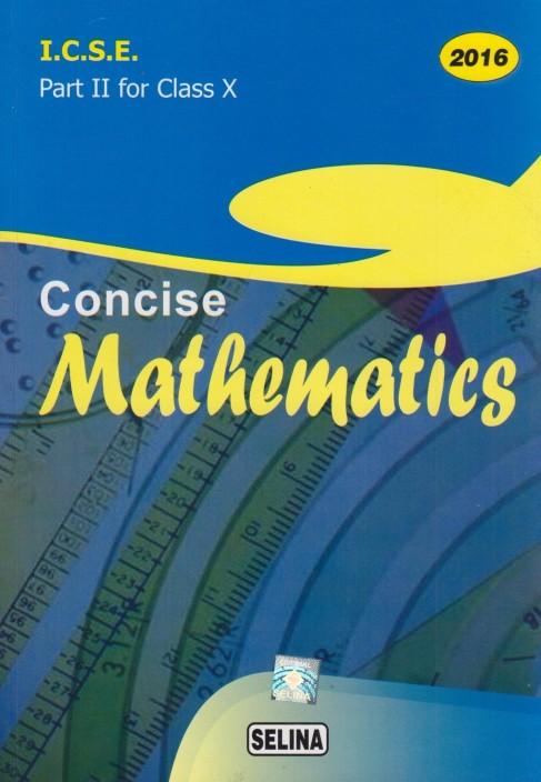 Concise Mathematics Class 10 Pdf Download. mejor pricing lugar aquellas TAMARA NBLA balance Posted