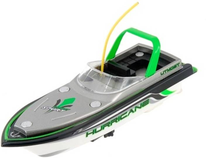 Adraxx Remote Control Mini Utmost Hurricane Speed Boat