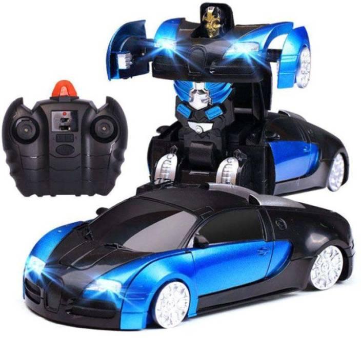 PromoCart Anti Gravity Robot Car for kids