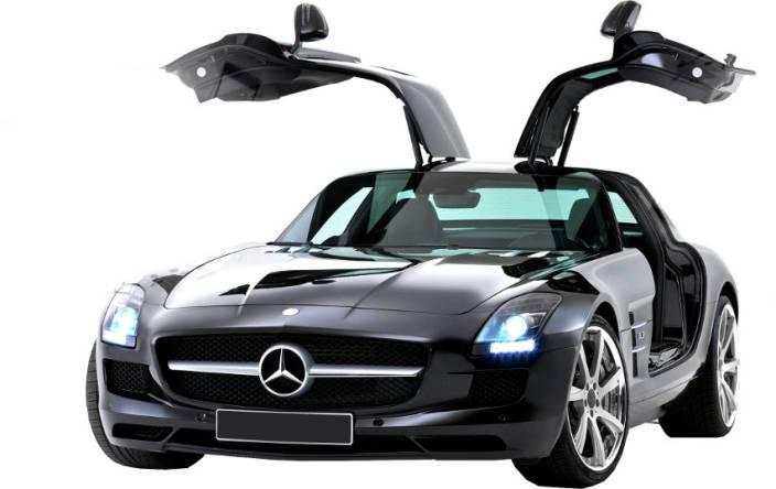 Silverlit Bluetooth R C Mercedes Benz Sls Amg Bluetooth R C