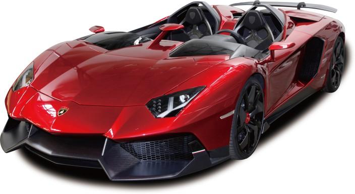 Superieur Toy House Radio Remote Control 1:12 Lamborghini Aventador J RC Scale Model  Car Metallic