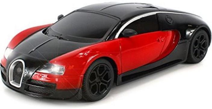 Velocity Toys Diecast Bugatti Veyron Super Sport Electric Rc Car Full