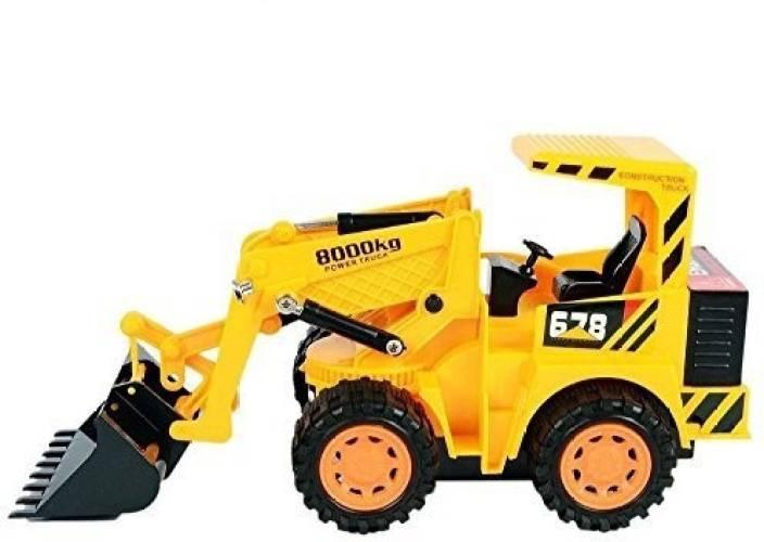 8bff212492 Swarish Model  8026E Deluxe Wireless JCB Truck For Kids - Model ...