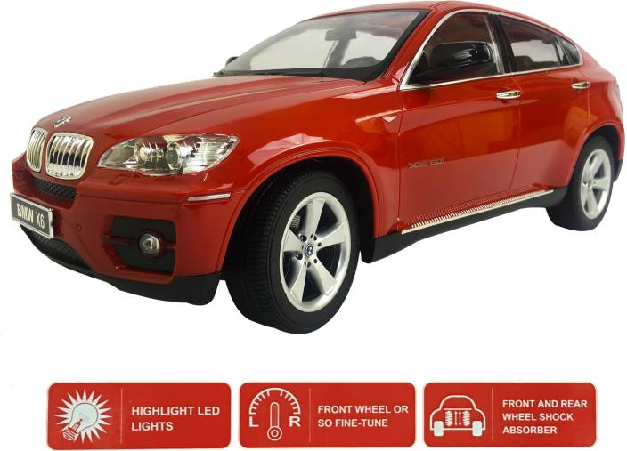 Skyhawk BMW X6 Big Remote Control Car - BMW X6 Big Remote