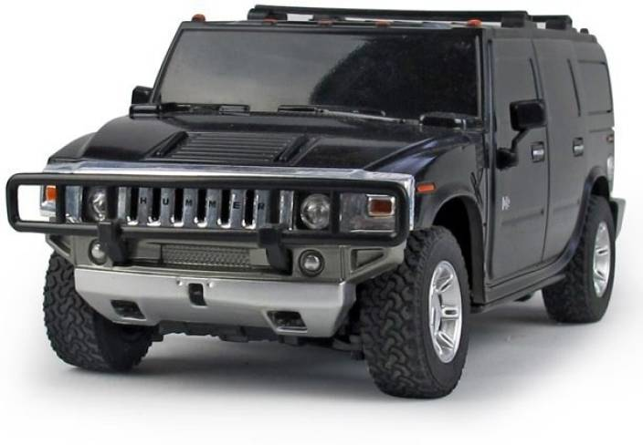 Just Toys Remote Control Rechargeable Hummer Car 124
