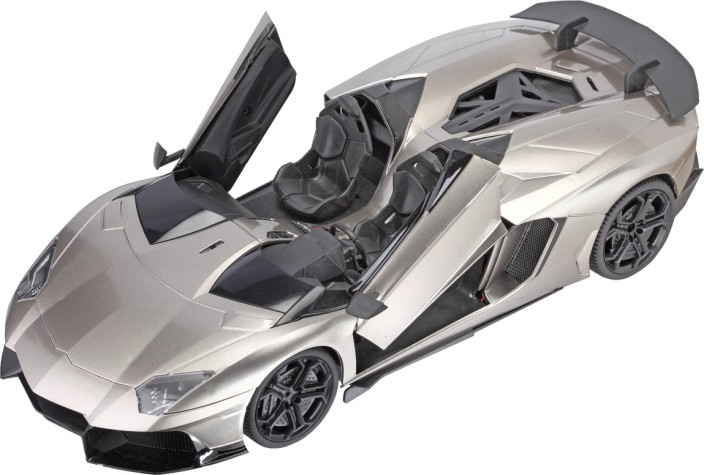 Webby Lamborghini Aventador J Rechargeable RC Car With Opening Doors    Ready To Run RTR