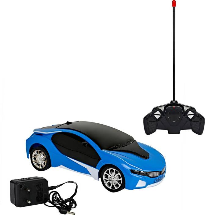 Emob Bmw I8 3d Remote Control Electric Chargeable Lightning Famous