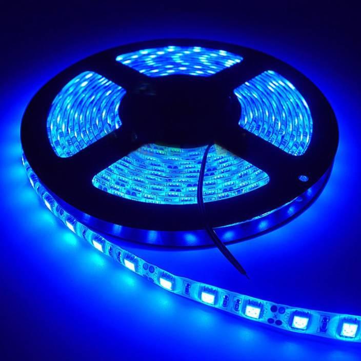 MTC 196.85 inch Blue Rice Lights