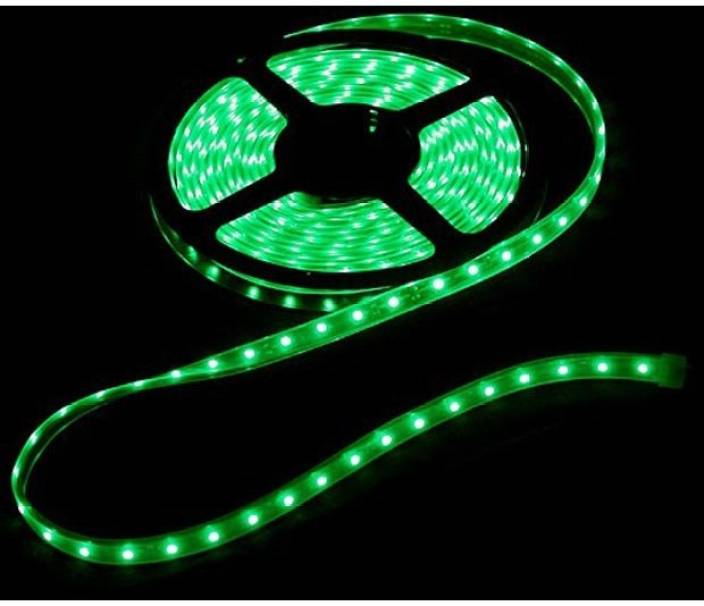 Home Delight 197 inch Green Rice Lights