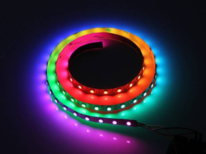 Noble 196.85 inch Multicolor Rice Lights