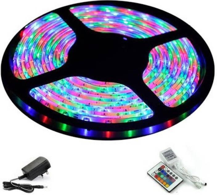 MDI 197 inch Multicolor Rice Lights