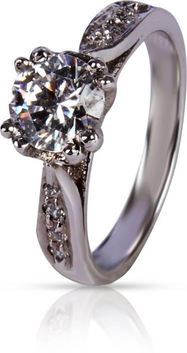 Zevrr Hallmarked Silver Ring