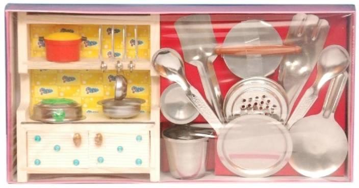 Homeshopeez Toy Kitchen Set Small Toy Kitchen Set Small Shop