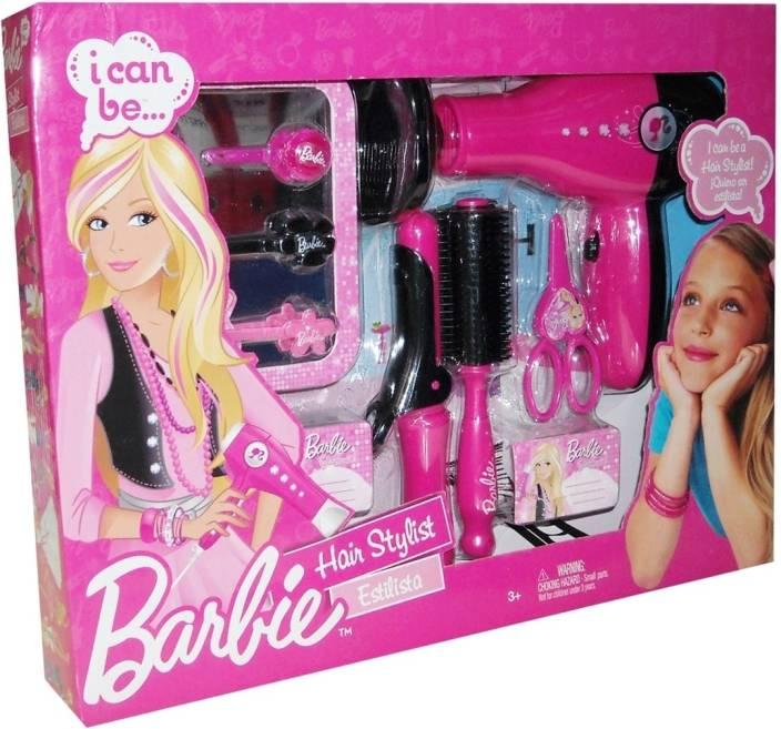 Barbie Hair Stylist Set
