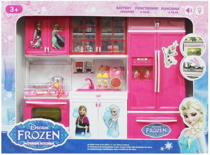Shopaholic Frozen Kitchen Set Frozen Kitchen Set Buy Frozen Toys