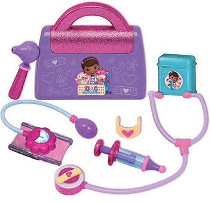 c0e2a548dc5 Disney Doc McStuffins Doctor s Bag Set - Doc McStuffins Doctor s Bag Set .  Buy Dottie McStuffin toys in India. shop for Disney products in India.
