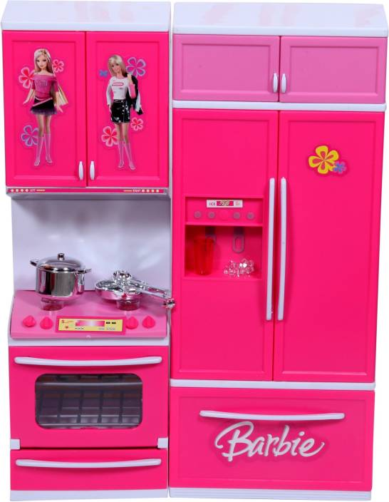 Fabelhaft Barbie Kitchen Set Barbie Kitchen Set Buy Barbie Toys