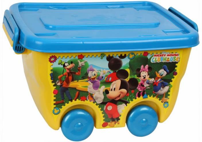 Disney Mickey Mouse Storage Box Mickey Mouse Storage Box
