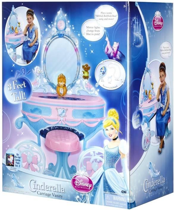 Disney Princess Cinderella Vanity Princess Cinderella