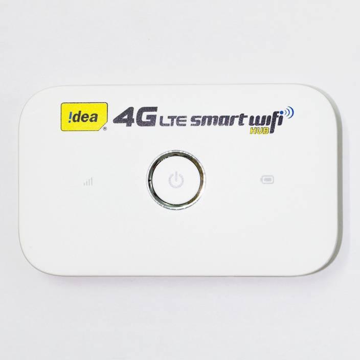 Idea 4G LTE Smart Wifi Router - Idea : Flipkart com