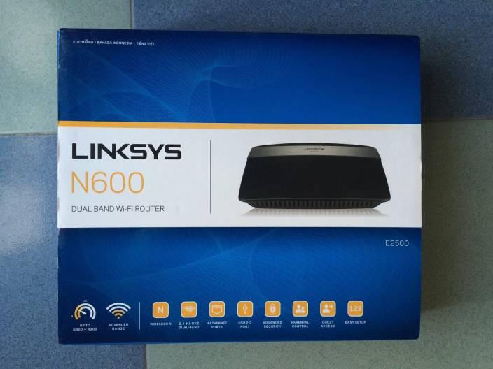 Linksys E2500-AP Router - Linksys : Flipkart com