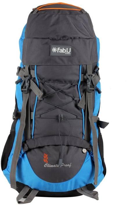 Fab U Adventure Rucksack  - 55 L