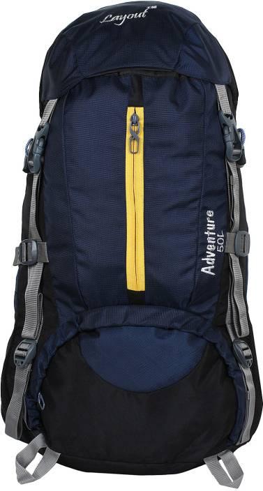 Layout Adventure 50 L Rucksack  - 50 L