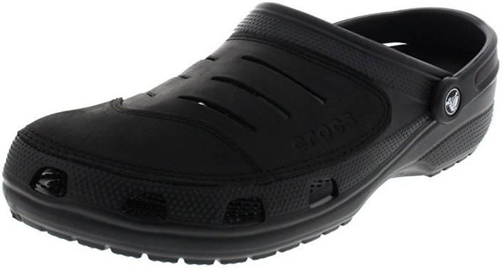 8ab5c929a62 Crocs Men Black Sandals - Buy Black Color Crocs Men Black Sandals Online at Best  Price - Shop Online for Footwears in India