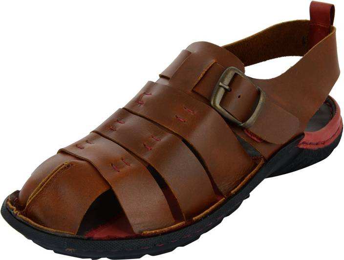 4e18e9c8b6b4 Forest Hill Men BROWN Sandals - Buy BROWN Color Forest Hill Men BROWN  Sandals Online at Best Price - Shop Online for Footwears in India