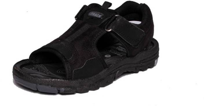 88c94c0dba8 Action Campus Men Black Sandals - Buy Black Color Action Campus Men Black  Sandals Online at Best Price - Shop Online for Footwears in India