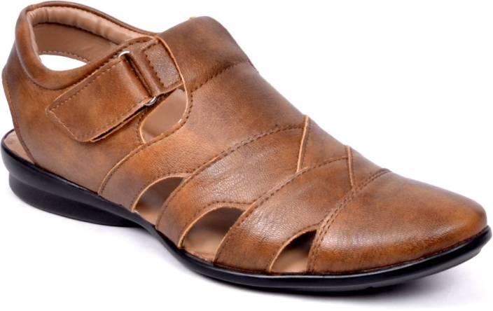 ab5a49ba64f5 Peponi Men Beige Sandals - Buy Beige Color Peponi Men Beige Sandals Online  at Best Price - Shop Online for Footwears in India