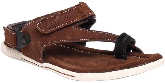 ca47ef22fa0261 Bacca Bucci Men Brown Sandals - Buy Brown Color Bacca Bucci Men Brown  Sandals Online at Best Price - Shop Online for Footwears in India