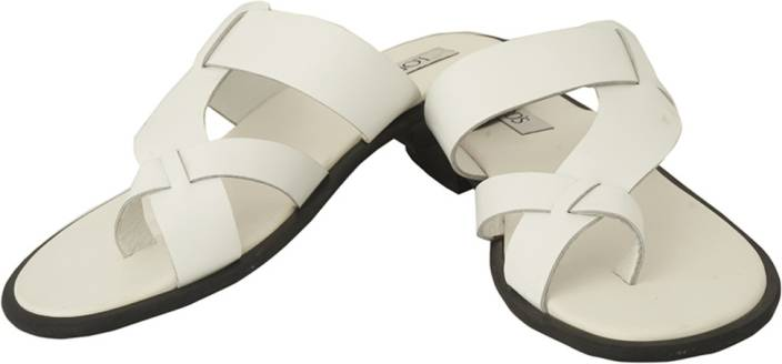 6ebfc1b1bcdb5 Lord s Men White Sandals - Buy White Color Lord s Men White Sandals Online  at Best Price - Shop Online for Footwears in India