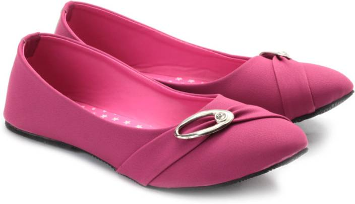 Funky Town Women Pink Sandals