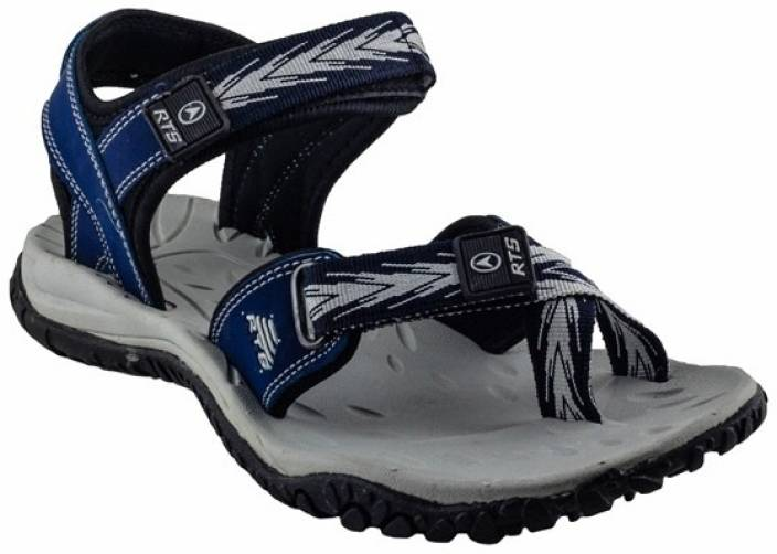 RTS Men BLUE/WHITE Sandals