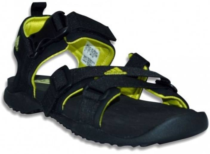 380d687451a ADIDAS Women Black Sports Sandals - Buy Black Color ADIDAS Women Black  Sports Sandals Online at Best Price - Shop Online for Footwears in India