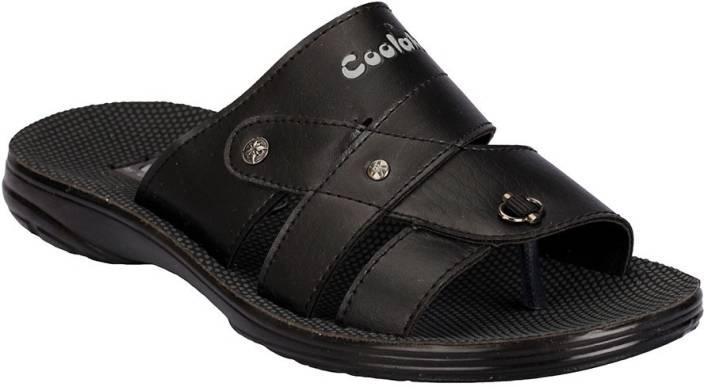 b23019232dd8 Lakhani Men Black Sandals - Buy Black Color Lakhani Men Black Sandals Online  at Best Price - Shop Online for Footwears in India
