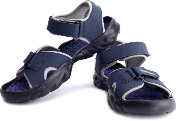 Reebok Men Athletic Navy, Carbon Sports Sandals
