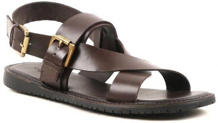 36f245168b27f Carlton London Mr.CL Men Brown Sandals - Buy Brown Color Carlton London  Mr.CL Men Brown Sandals Online at Best Price - Shop Online for Footwears in  India ...