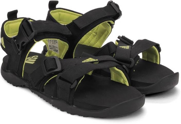8c990ed04c0fc7 ADIDAS Women BLACK SHOSLI Sports Sandals - Buy BLACK SHOSLI Color ADIDAS  Women BLACK SHOSLI Sports Sandals Online at Best Price - Shop Online for  Footwears ...